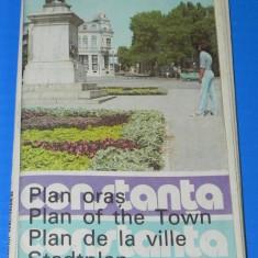CONSTANTA PLAN DE ORAS ONT 1983. litoral