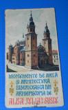 MONUMENTE DE ARTA SI ARHITECTURA BISERICEASCA ALBA IULIA SI SIBIU
