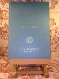 Catalog de produse 1959 - 1960 I.I.S Reactivul Bucuresti