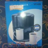 Filtru de cafea Victronic VC- 628, aparat de cafea