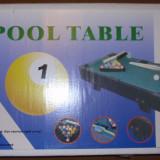 Joc de biliard - mini pool - de masa