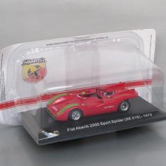 Abarth Fiat 2000 Sport Spider 1970, 1/43 - Macheta auto