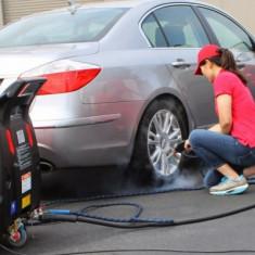 Masina de spalat auto (si nu numai) cu presiune de aburi Optima Steamer diesel - Consumabile Service
