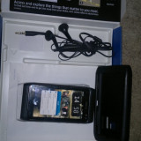 Vand nokia N8/Negru necodat stare perfecta - Telefon mobil Nokia N8, Neblocat