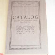 CATALOG DE CARTI ROMANESTI VECHI SI NOI ...Ed.1939 \ PARABOLELE DOMNULUI HRISTOS    Ed.veche \  DAREA DE SEAMA PE ANUL1937, Alta editura