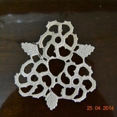 Mileuri macrame 17x15 cm