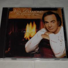 Vand cd NEIL DIAMOND-The christmas album