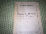 CARTE DE RELIGIE  PR  P BIZEREA - I DUMITRESCU, Alta editura