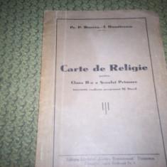 CARTE DE RELIGIE PR P BIZEREA - I DUMITRESCU - Carti Crestinism