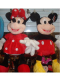 MICKEY MOUSE SI MINIE MOUSE DIN CLUB HOUSE MICKEY DISPONIBILE IN VARIANTA 90 CM