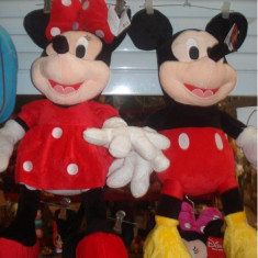 MICKEY MOUSE SI MINIE MOUSE DIN CLUB HOUSE MICKEY DISPONIBILE IN VARIANTA 90 CM - Jucarii plus Disney