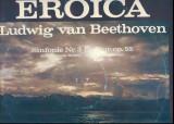 -Y- BEETHOVEN - EROICA SINFONIA NR 3  DISC , LP , VINIL