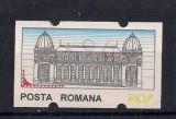 Timbru automat nominal 960 lei