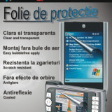 Vand Folie Tipla de Protectie Geam Display TouchScreen 3M Speciala Samsung i900 Omnia - Folie de protectie