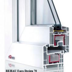 Fabrica tamplarie PVC REHAU - Fereastra