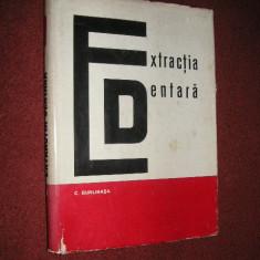 EXTRACTIA DENTARA - CORNELIU BURLIBASA