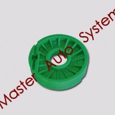 Rola Tambur motoras macara, ghidaj cabluri Volkswagen T4 ('96-'04) stanga fata - Kit reparatie macara