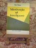 Ioan Neacsu - Motivatie si invatare