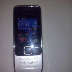 VAND NOKIA 2730C(stare f.buna) - Telefon Nokia, Negru, 2GB, Vodafone, Fara procesor, 32 MB