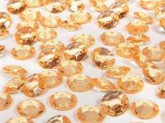 Cristale diamant aurii foto
