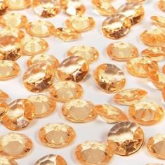 Cristale diamant aurii