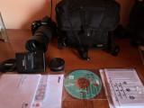 Nikon D3100 obiectiv 18-105, 14 Mpx, Kit (cu obiectiv), Full HD