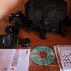 Nikon D3100 obiectiv 18-105 - Aparat Foto Nikon D3100