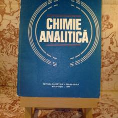 C. Nedea - Chimie analitica
