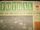 FOTBAL - (12 aprilie 1972) numai pagina 1 - interviu cu Lita Dumitru realizat de Ioan Chirila