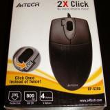 MOUSE a4tech / 2Click, PS/2, Optica, Sub 1000
