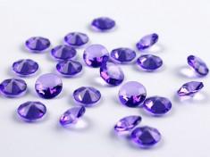 Cristale diamant mov foto