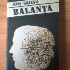 b Balanta - Ion Baiesu (stare foarte buna)