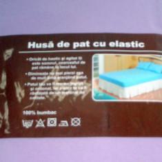 Husa de pat cu elastic - Husa pat