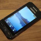 Samsung S5230W - Telefon mobil Samsung Star S5230, Negru, Neblocat