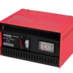 032201-Redresor Auto pentru incarcare baterie 6-12V Raider Power Tools