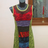 ROCHIE BUMBAC100% IMPORT INDIA ., Marime: M, Culoare: Verde