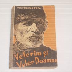 VICTOR ION POPA - VELERIM SI VELER DOAMNE  ~ Ed. 1945