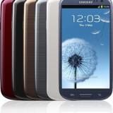 SAMSUNG S3 - Telefon mobil Samsung Galaxy S3, Alb, 16GB, Neblocat, Quad core, 2 GB