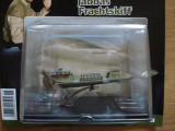 Macheta STAR WARS - NR 58 JABBAS SKIFF