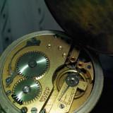 Ceas de buzunar - raritate ca marca EPOREDIA WATCH ( Pocket) vintage pentru colectionari BREVET Elvetia