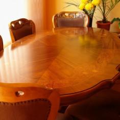 Mobila stil, de arta, clasica; sufragerie IMPERIAL / GIOCONDA de la IMAR AraD, Sufragerii si mobilier salon, Dupa 1950
