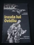 TITUS CERGAU - INSULA LUI OVIDIU