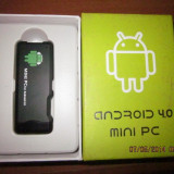 Mediaplayer wifi  full browser Mk802 Ii Android 4.0 Mini Pc Google Tv Box