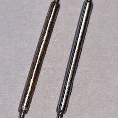 Pereche telescoape 16 mm (pentru brăţară) - Piese Ceas