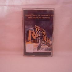Vand caseta audio Lara Croft Tomb Raider-Original Soundtrack, originala, raritate! - Muzica soundtrack, Casete audio