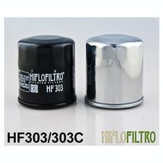Filtru ulei Moto-ATV HifloFiltro HF 303 crom