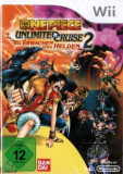 JOC WII ONE PIECE UNLIMITED CRUISE 2 AWAKENING OF A HERO ORIGINAL PAL / STOC REAL / by DARK WADDER, Actiune, 12+, Multiplayer, Namco Bandai Games