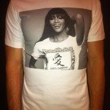 Tricou Dolce Gabbana D&G for Naomi Campbell - TOATE MARIMILE ( S, M, L )