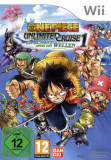 JOC WII ONE PIECE UNLIMITED CRUISE 1 THE TREASURE BENEATH THE WAVES ORIGINAL PAL / STOC REAL / by DARK WADDER, Actiune, 12+, Multiplayer, Namco Bandai Games