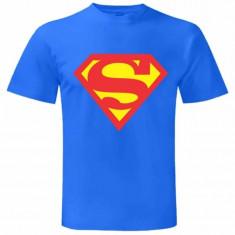 Tricou cadou Superman - Tricou barbati, Marime: S, M, L, XL, XXL, Culoare: Alb, Albastru, Negru, Maneca scurta